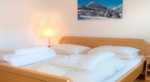 Appartement in Haus Sonnenalp
